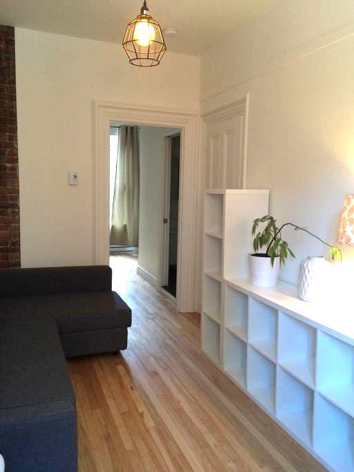Appartement rénové au centre-ville - Québec - Apartment