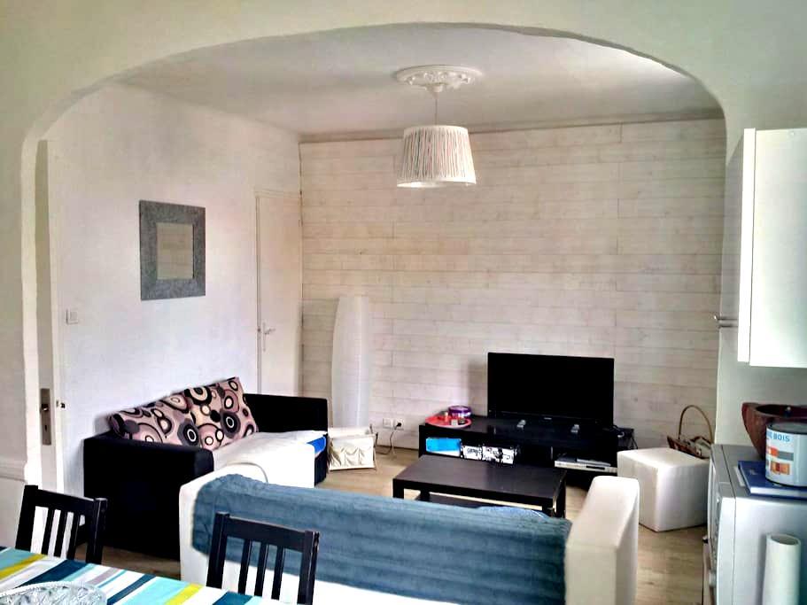 Appartement lumineux et calme - Elne - Byt