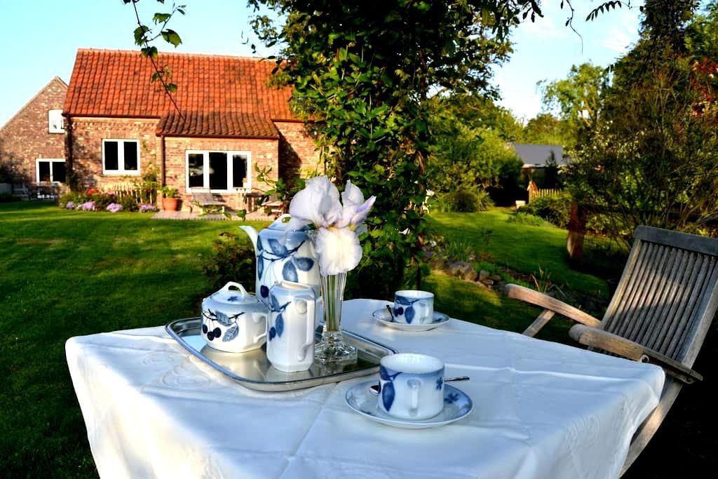 cottage - farmhouse - Bloemenhoeve - Lede - กระท่อม