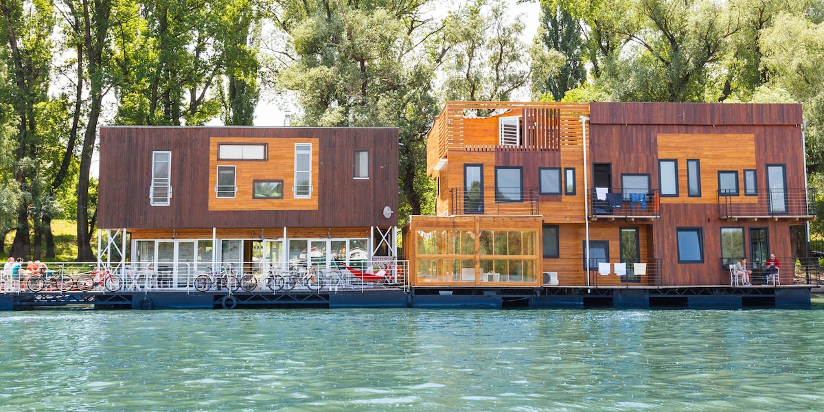 Floating Double Room -Danube Spirit