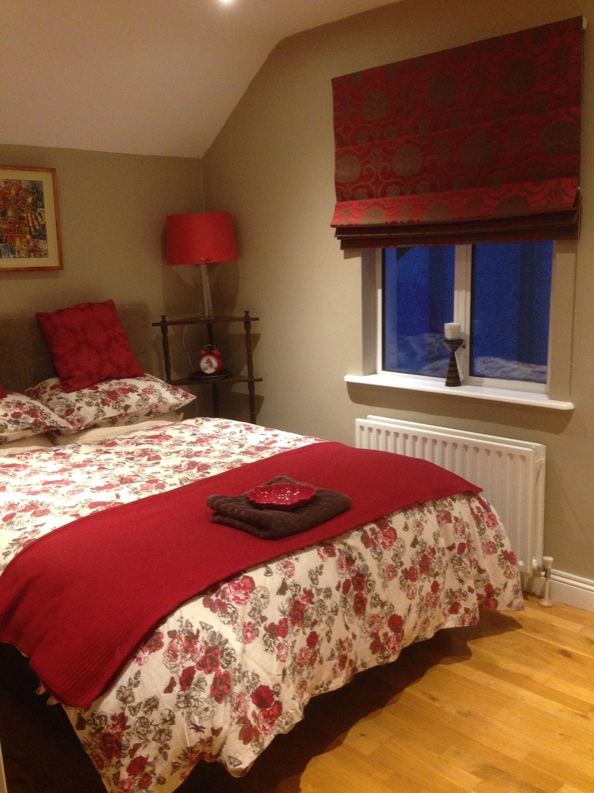 Blackrock Double Bedroom w/ ensuite