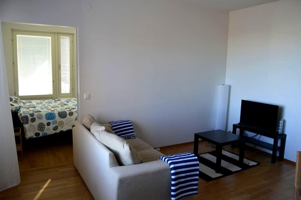 Modern, spacious and cozy apartment with terrace - Espoo - Apartmen