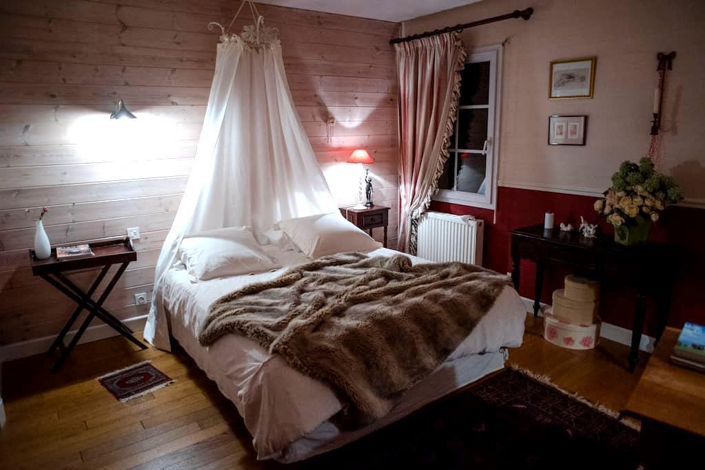 Maison charmante et romantique à la campagne. - La Haie-Fouassière