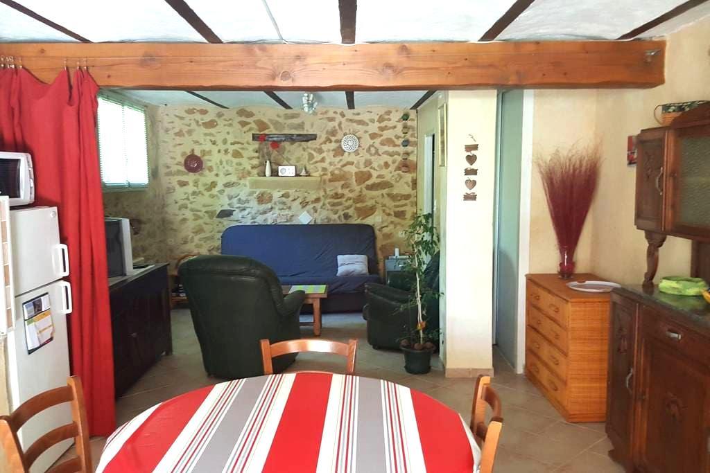 studio au pied du mont ventoux - Bédoin - Loft