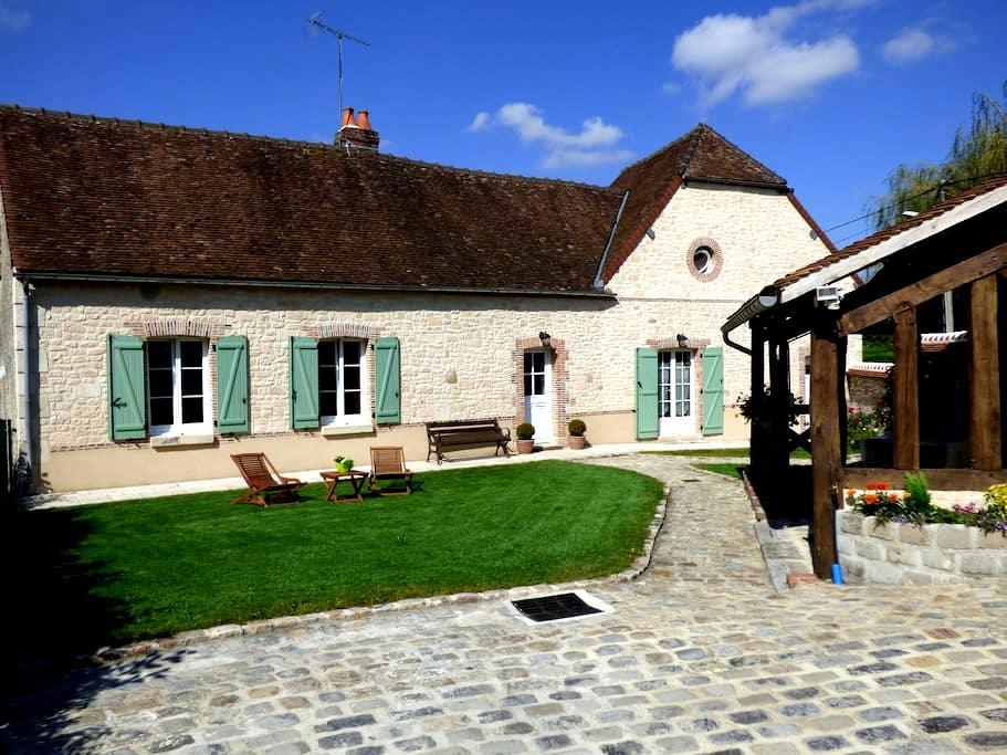Gite de Viviers - Esternay - Haus