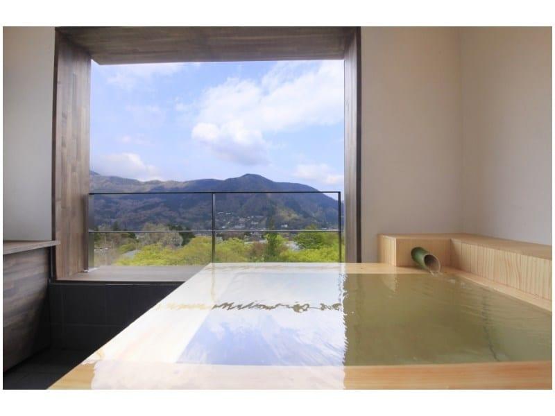 Luxury Japanese Room Hot Spring