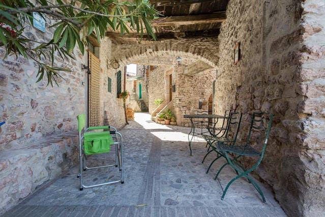 True Italian countryside UMBRIA