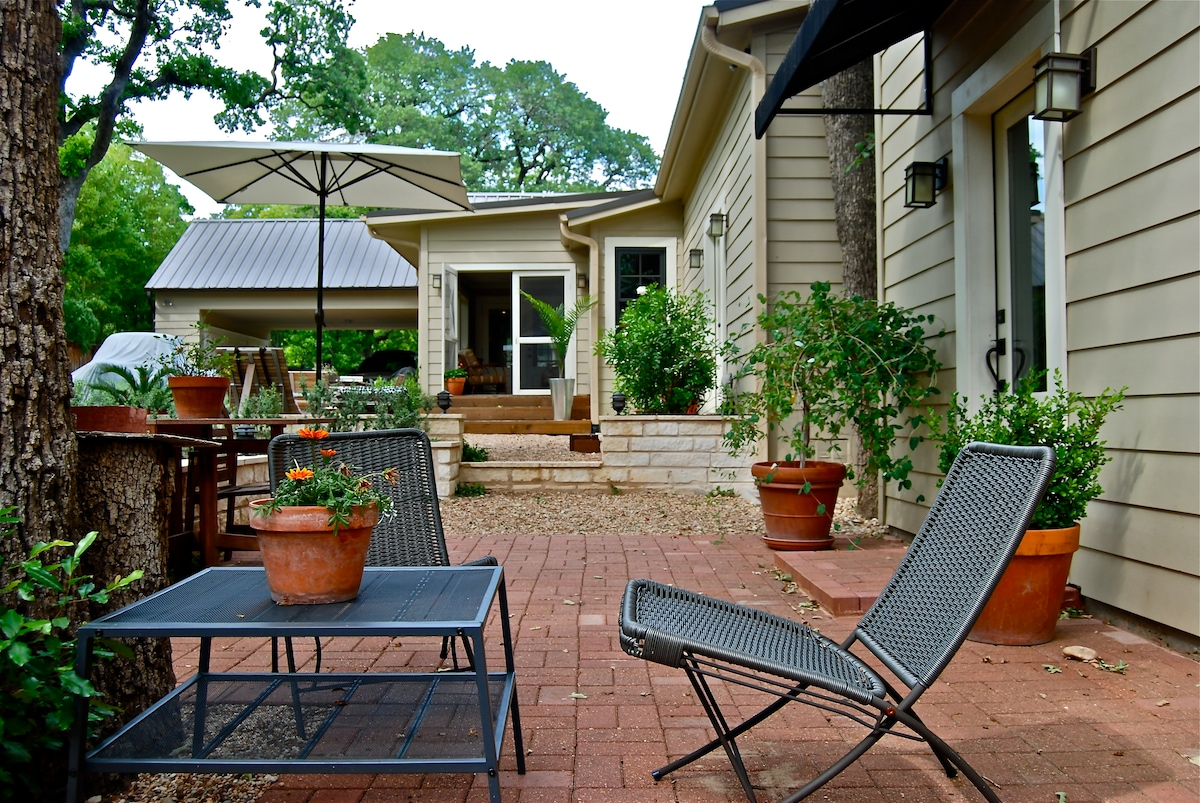 More outdoor space for your enjoyment