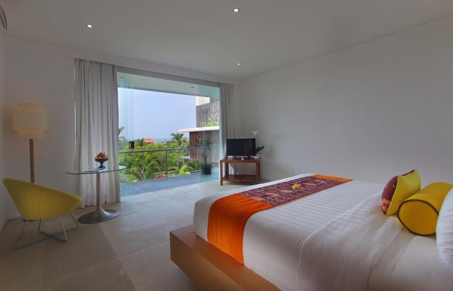 4 bdr pool villa ocean view