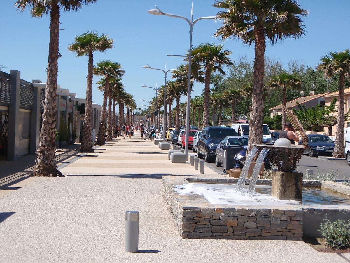 Mas du Soleil  in Marseillan-Plage