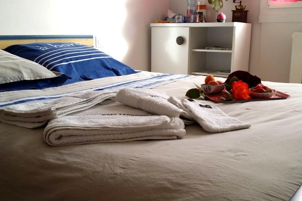 Chambre à louer chez l'habitant, p.déj compris - Saint-Pol-de-Léon