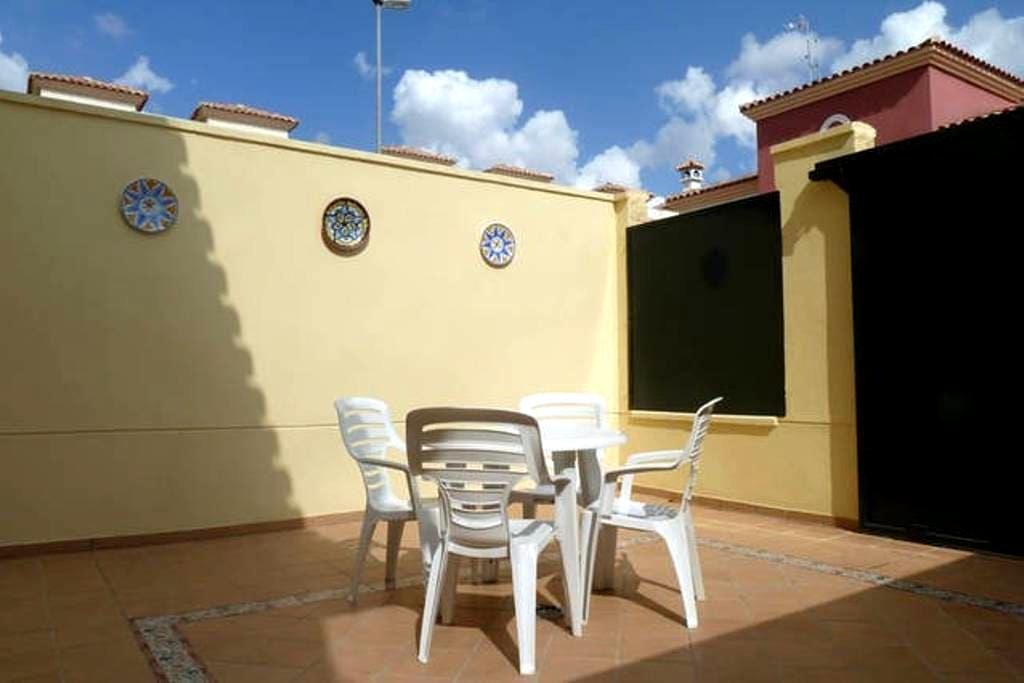 Beautiful Andalusian house in Lebrija - Lebrija - 獨棟