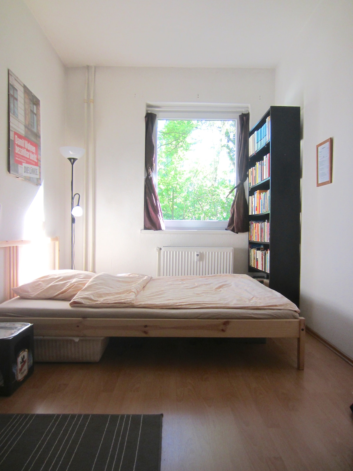 Private room in awesome Kreuzberg!