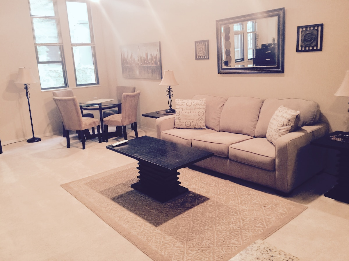 Studio loft located in Old Town 207
