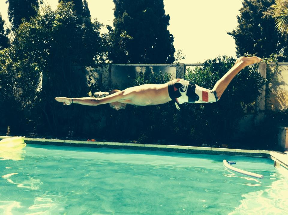 Belle chambre - piscine