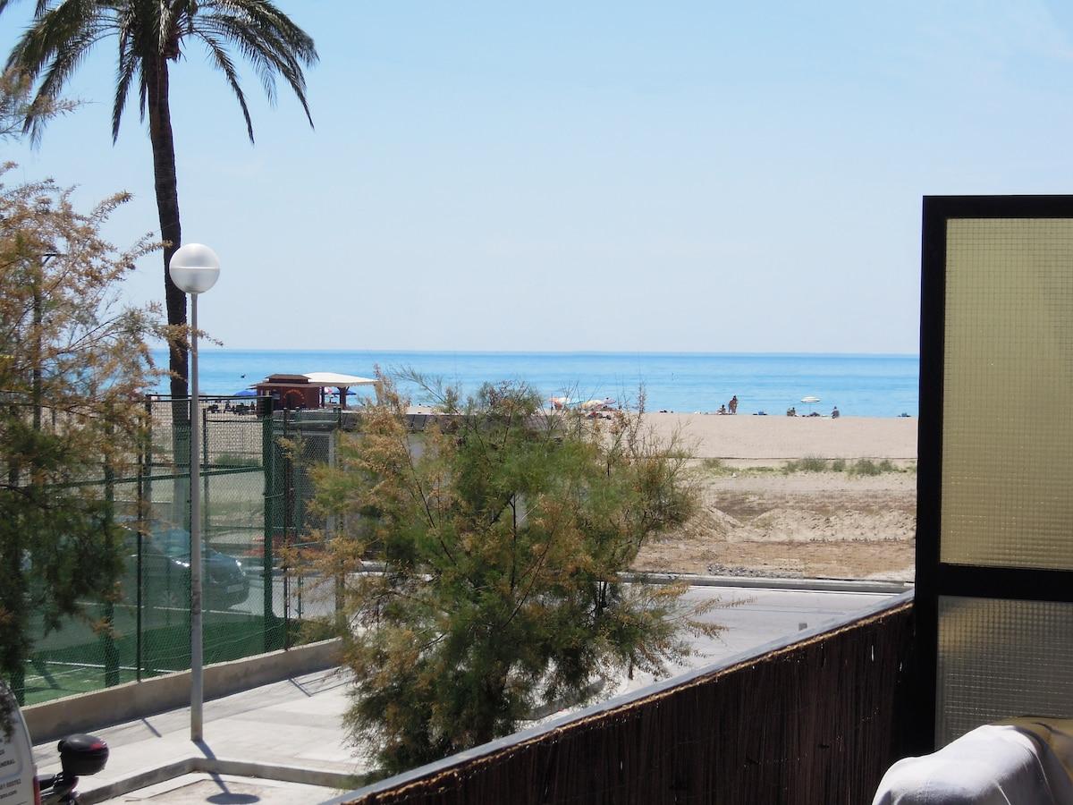 Fantastic family beach apartment