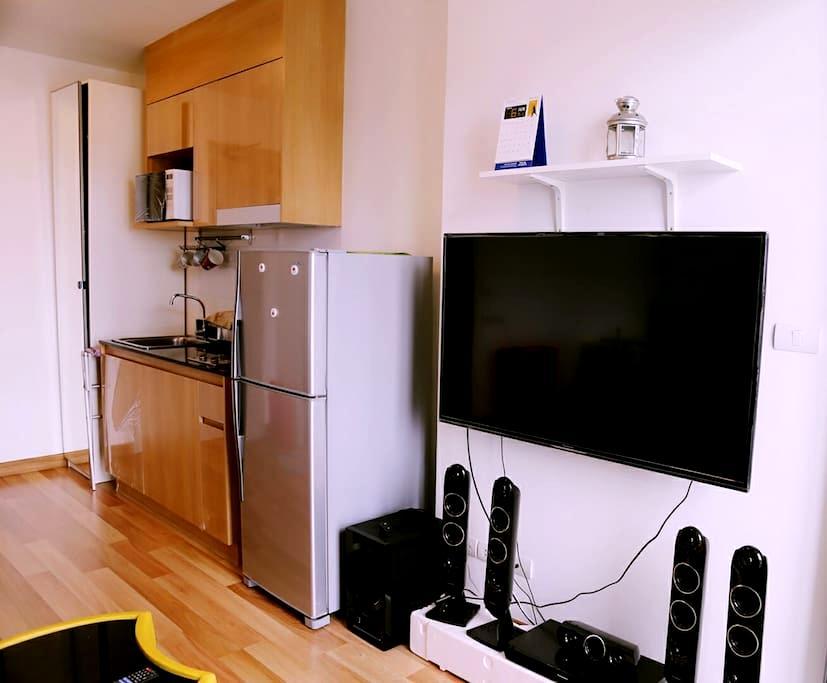 BTS Udomsuk-IdeoBlucove Condo - bangkok - Apartment