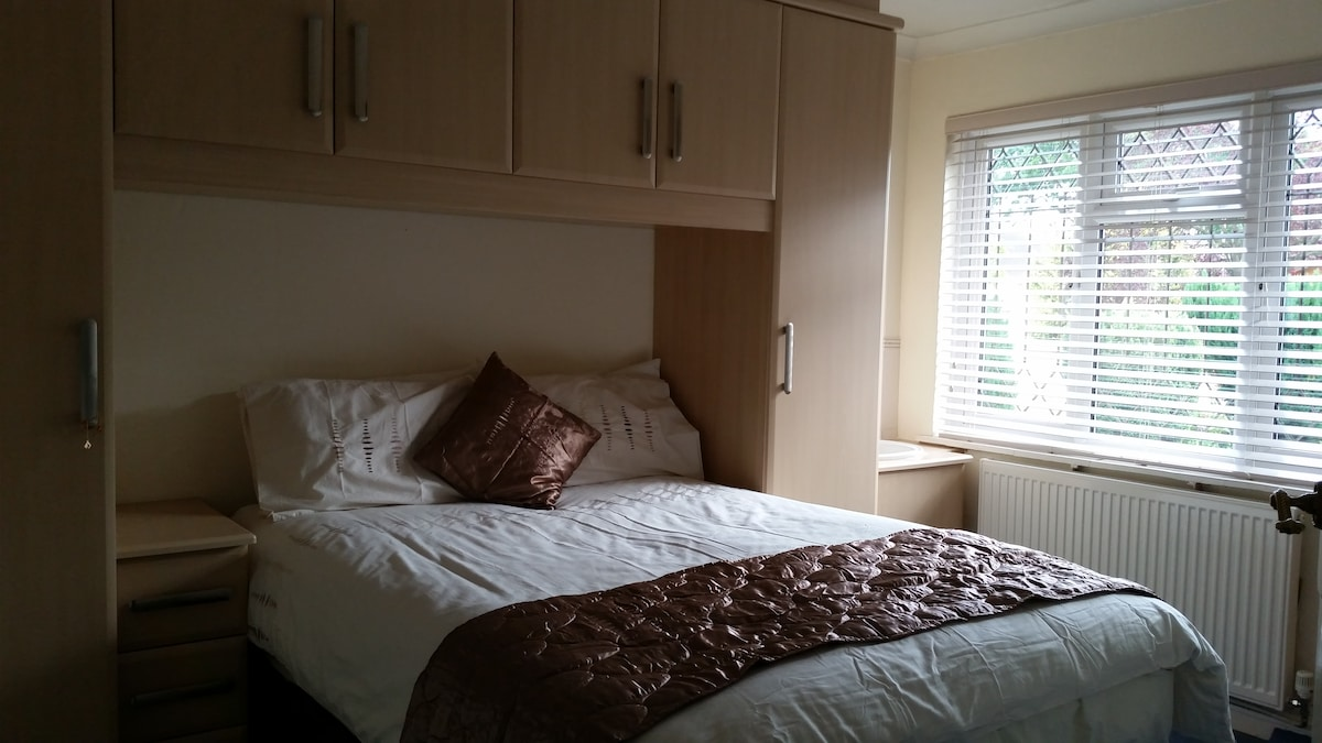 Double Room, 25 mins to London