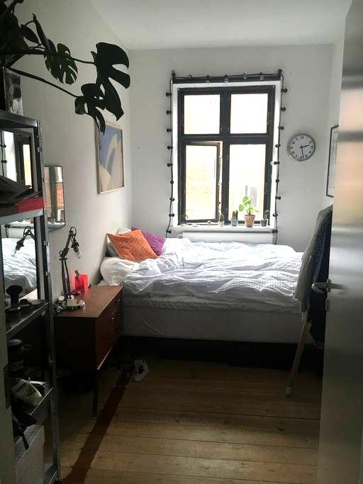 Hyggeligt værelse i centrum - Odense c - Pis
