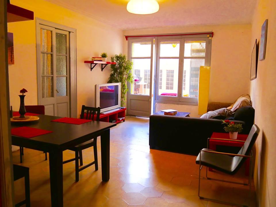 Double Room +Sunny Terrace (center)