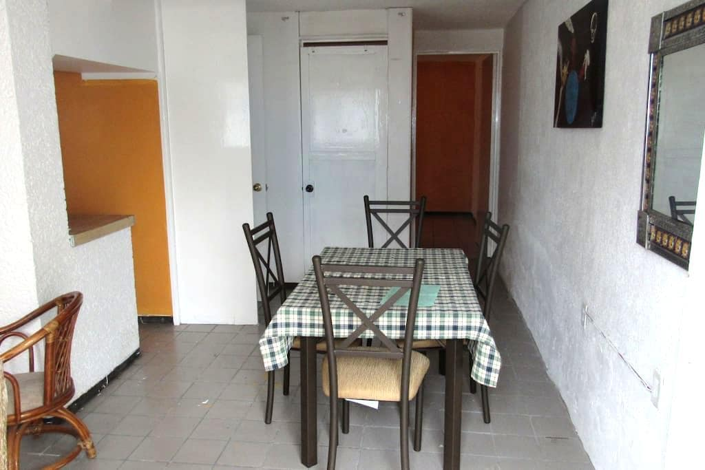 Apartement for the best events - Cidade do México - Apartamento