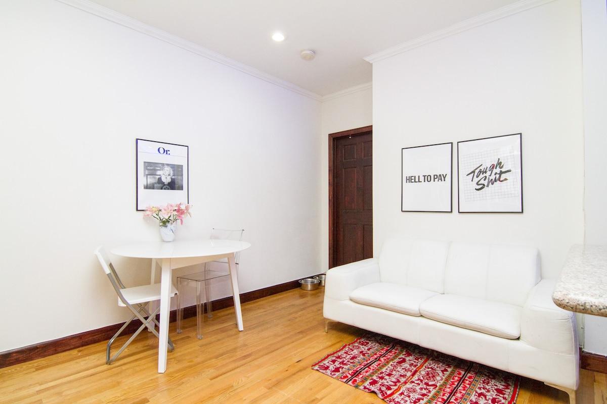 Simple Modern Dwelling