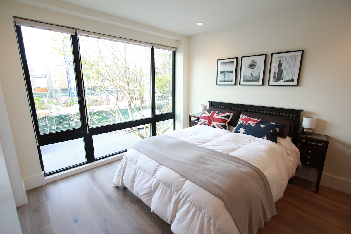 Perfect Modern Room in Hayes Valley