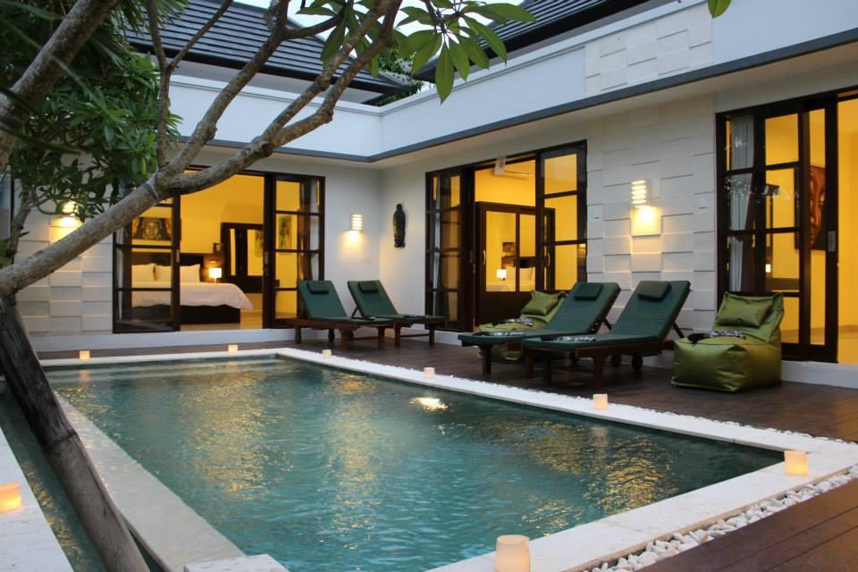 o2 II Luxury 3BR Villa,  Seminyak