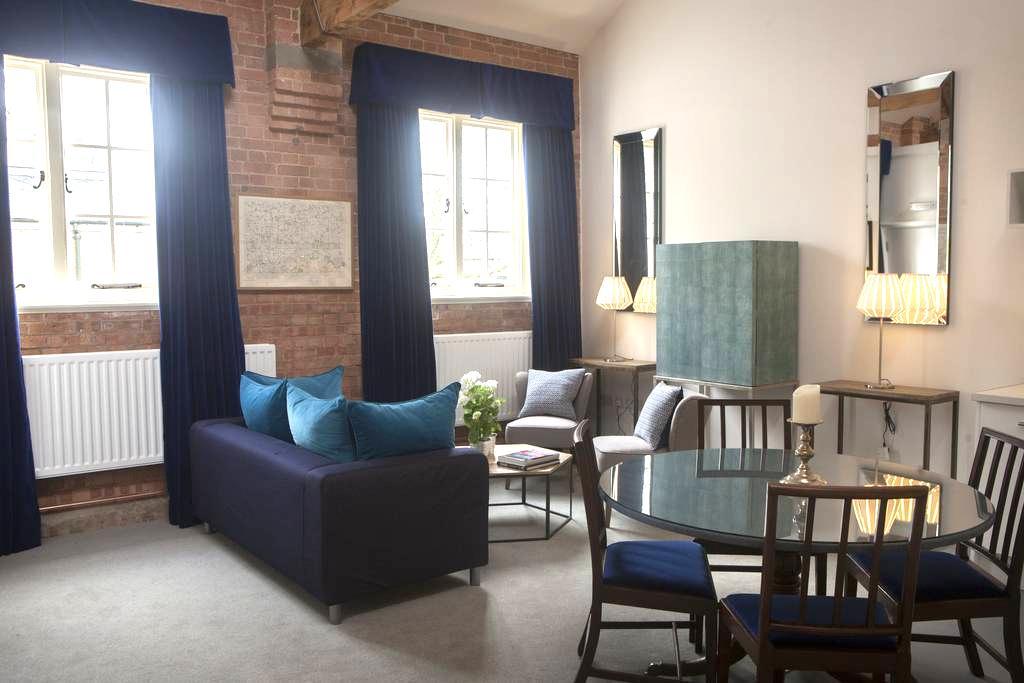 Bowen-Buscarlet - Bicester Heritage - Bicester - Apartamento