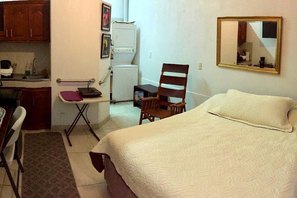 Private Studio Apartment with Bathroom / Shower - Alajuela, Costa Rica