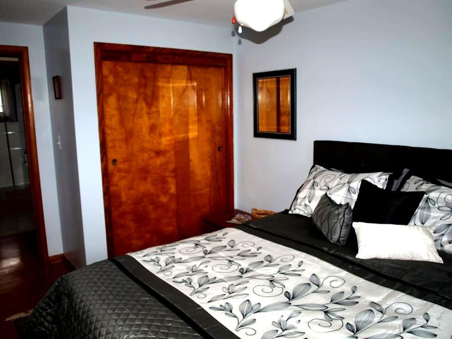 Comfortable room for  2 in country - Hopwood - Dom