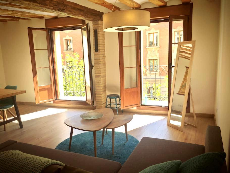 Loft Nuevo junto al Centro Historico y Ricas Tapas - Logroño - Loft