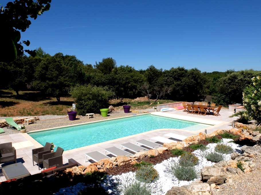 Villa, Les Arcs Draguignan, Piscine - Les Arcs