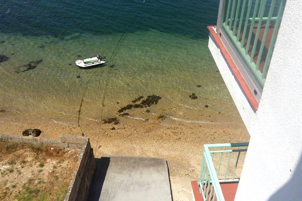 Apartamento a orilla de la playa - Vilanova de Arousa