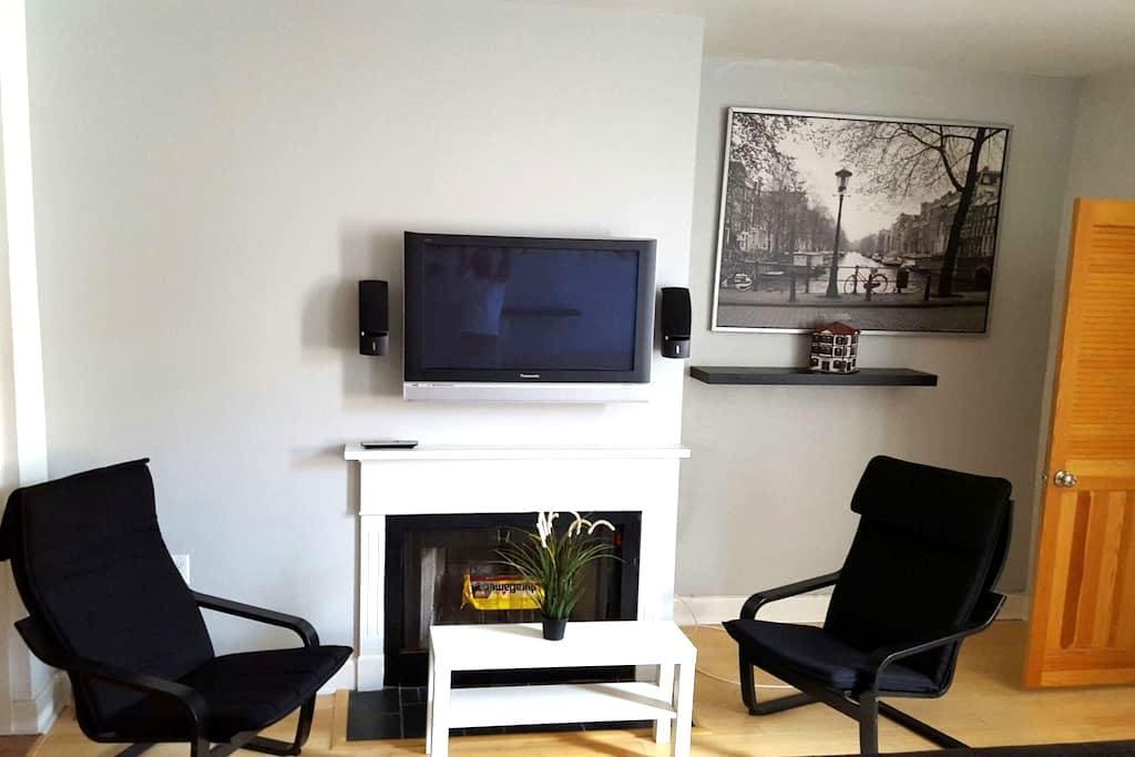 Great Studio in the BEST location! - Philadelphia - Apartemen