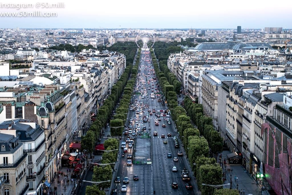STUDIO Blv Haussmann/Champs-Élysées - Paris-8E-Arrondissement - Apartment