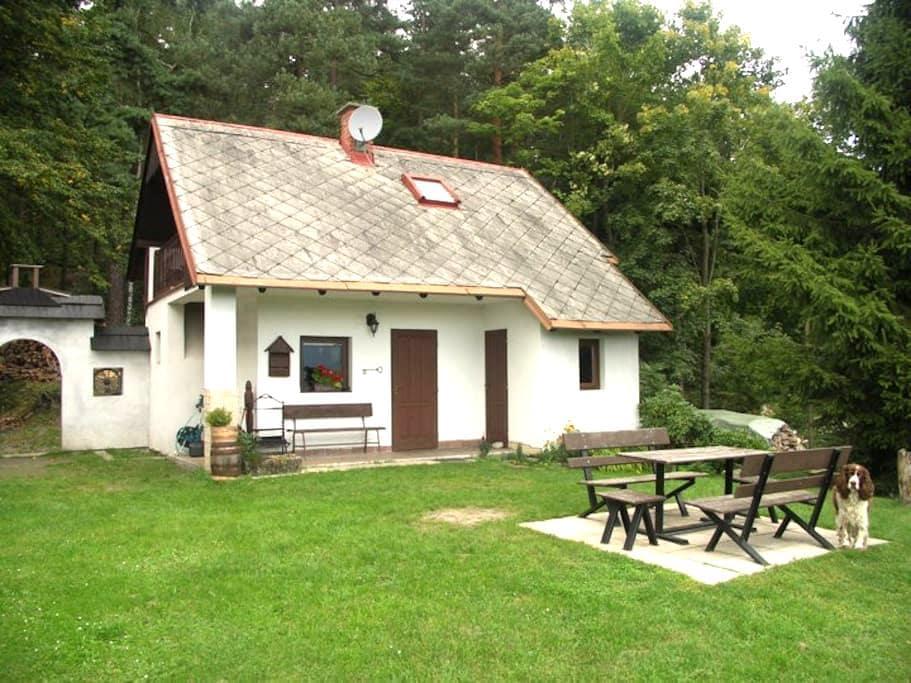 Lovecká chata - Malá Skála - Καλύβα