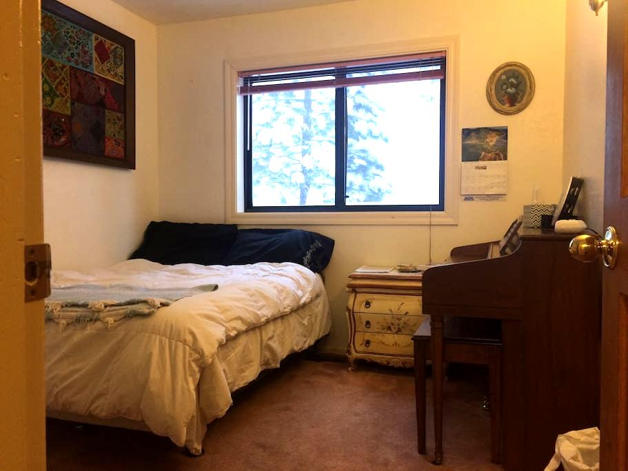 private mountain getaway-sleeps 2 - South Lake Tahoe - Dom