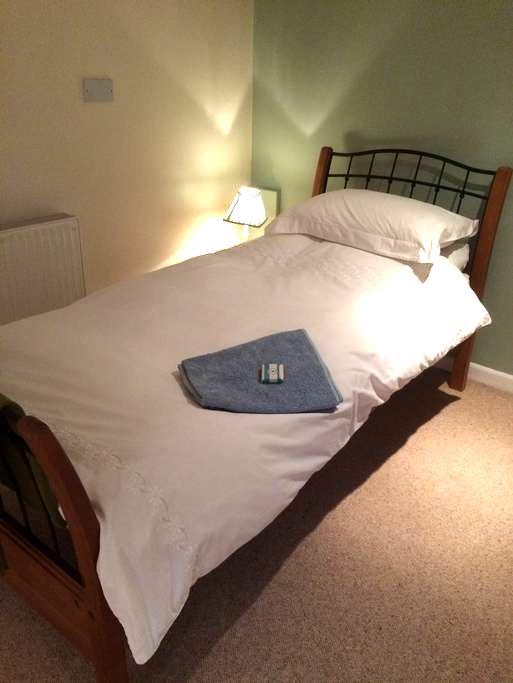 Large Comfy Twin Room near Bath - Paulton - 一軒家