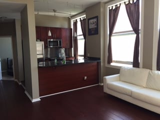 Renovated Downtown Condo