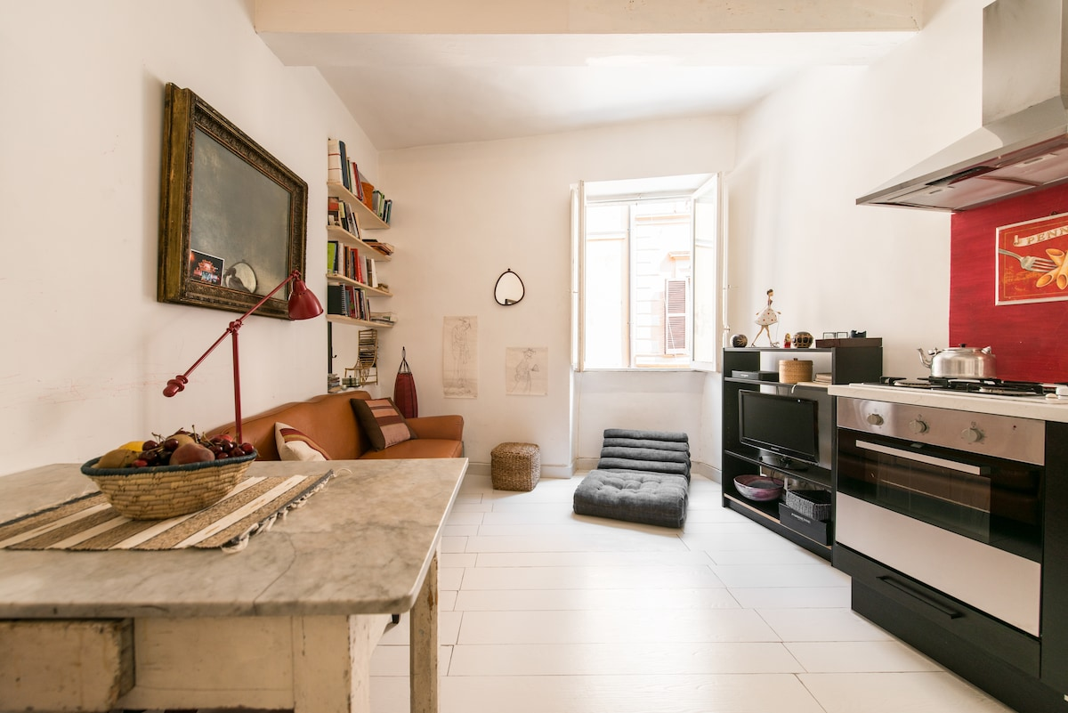 COZY APARTMENT MONTI (COLOSSEO)