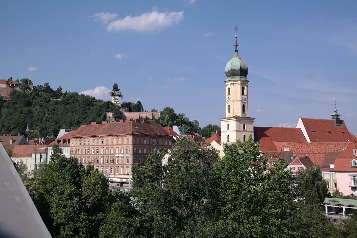 Feel the spirit of Graz