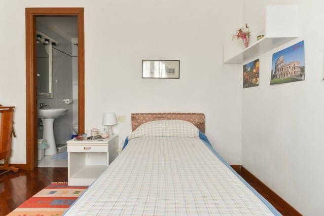 Roma Capoccia-Single Room