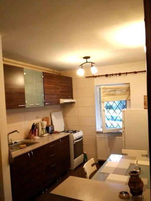 2 bedrooms central ap. - București - Apartment