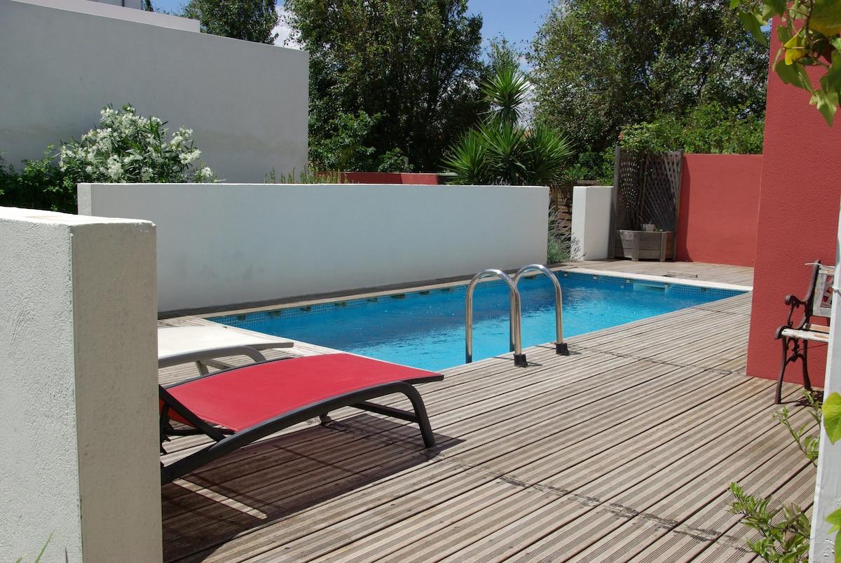 Villa à Sète à 400m des plages