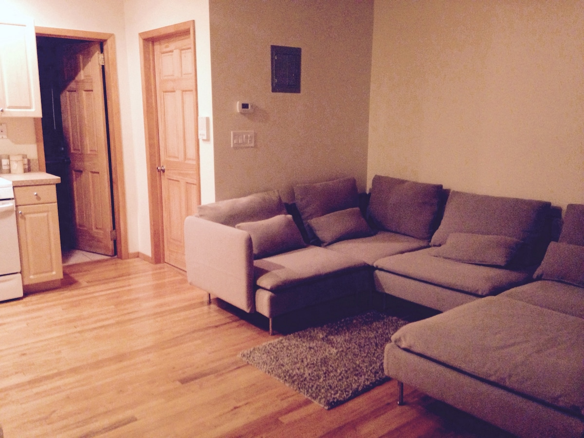 Specious Room in Queens