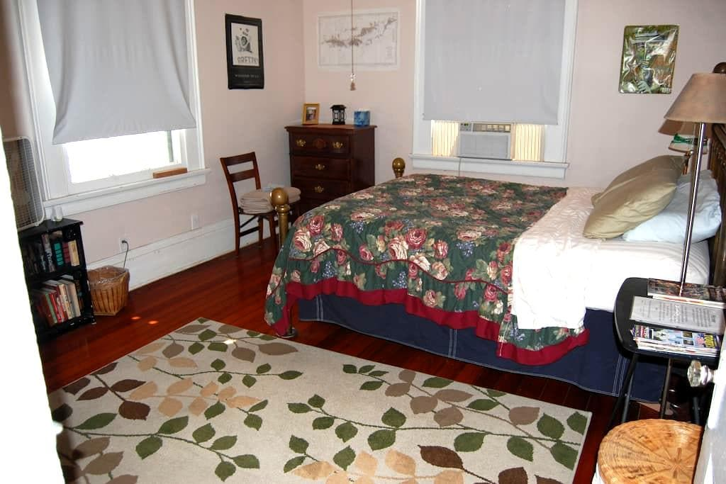 Private Room in Historic Old Arabi - Arabi - Apartament