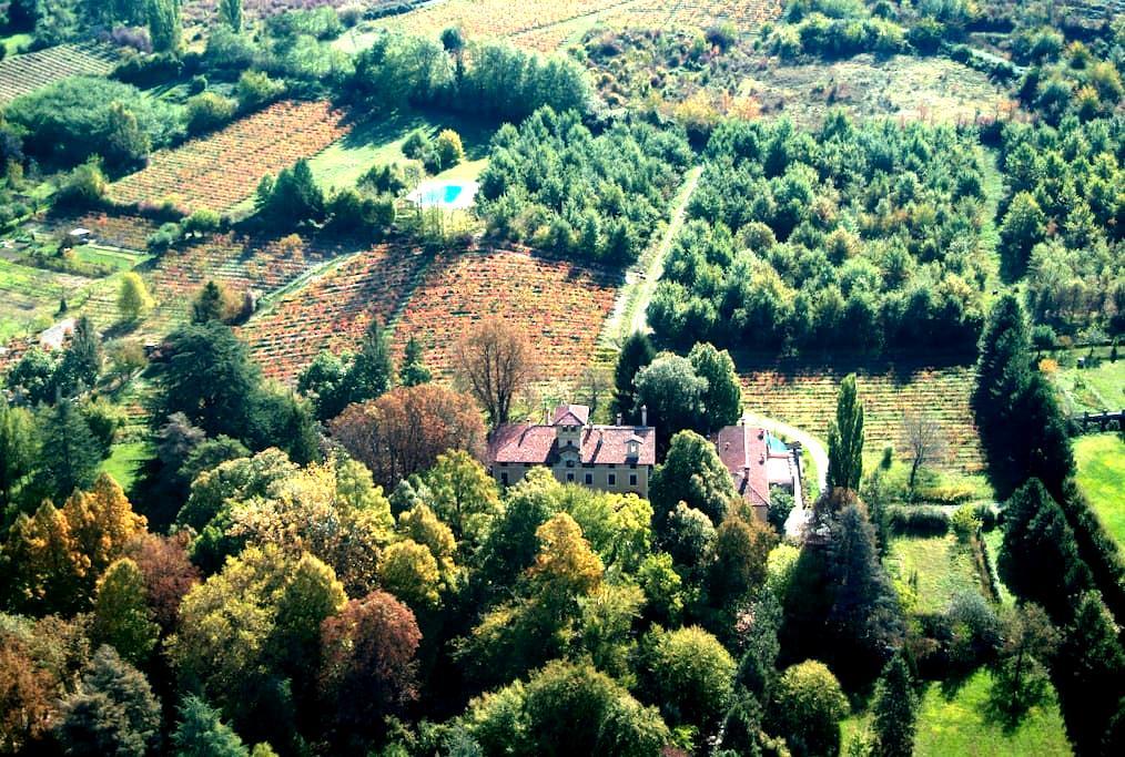 HOUSE OF ROSES - Park Villa Schella - 26 PHOTOS - Ovada