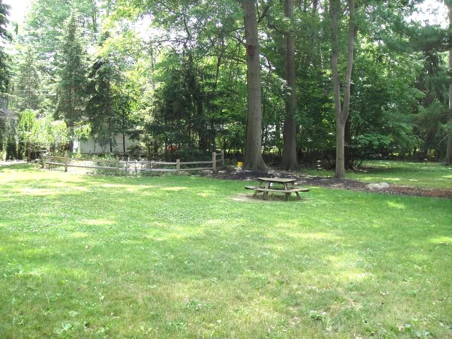 A  lovely guesthouse: park-like - Fairview Park - Dom