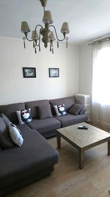 Appartement en plein coeur d'Amiens - Amiens - Daire